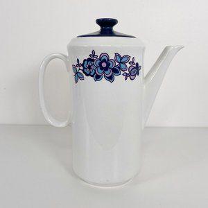 Vintage Royal Tudor Lilac Time Ceramic Coffee Pot